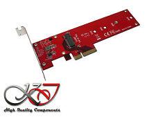 Gamme Pro - Carte PCIe 3.0 4x - M.2 PCIe 3.0 x4 ou M2 PCIe-AHCI low+high pro