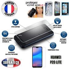 Protection d'Ecran en Verre Trempé Contre les Chocs pour Huawei P20 Lite