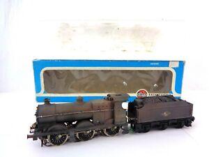 Airfix OO Gauge Locomotive 4F Fowler BR Weathered 44092 Renumbered