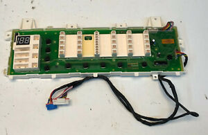 OEM GE Residential Electronic Washer Display Board Panel Assembly WH12X10373