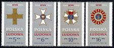 Poland 2630-2633, MNH. July Manifesto, 40th anniv. Orders, 1984