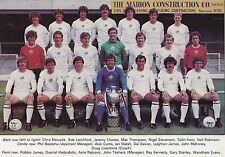 Swansea City Football Equipacion Foto > 1982-83 temporada