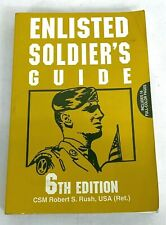 2003 US Army Enlisted Soldiers Guide Book