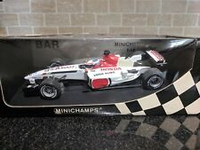 Jenson Button 2003 Formula1 BAR Honda 005 Minichamps 1:18 model