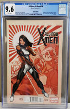 All-New X-Men #25 (2014, Marvel) CGC 9.6 NM+ 1:50 Frank Cho Variant X-23