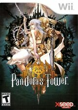 Pandora's Tower - Nintendo  Wii Game