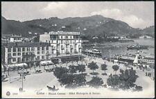 1920 - Como - Hotel Metropole e Suisse