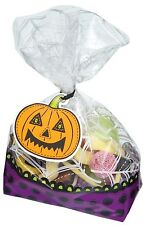 Kitchen Craft spookily Does It Paquete de 30 Halloween o Bolsas recuerdos KITS