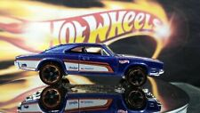 Hot Wheels '69 Dodge Charger 500 Purple Version RACING