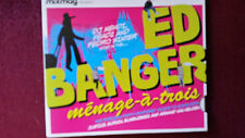 ED BANGER-MENAGE A TROIS-MIXMAG CD-JUSTICE ECT