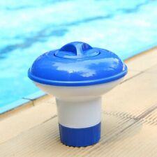 "5"" Tablets Floating Dispenser Floater Chlorine Bromine Spa Hot Tub Swimming Pool"