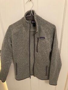 Patagonia Better Sweater Pullover Fleece Windbreaker Sweater Jumper Jacket XS