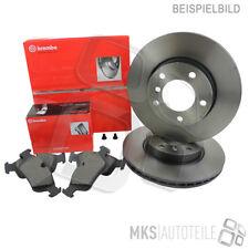 Brembo discos de freno + pastillas de freno trasera ø305 Jaguar XJ 3876312