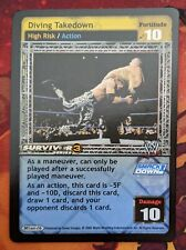 Raw Deal CCG Fully Loaded Foil Cards