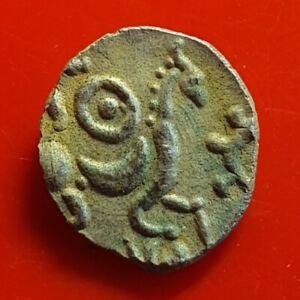 CELTIC, Britain. Iceni. Queen Boudicca. Late 1st Century BC Unit HorseFace type.