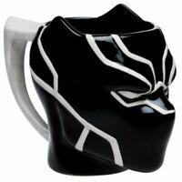 Black Panther - Marvel Comics Sculpted Coffee Mug Black