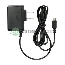 100x Micro USB Battery Travel Home Wall AC Charger For Tablet Android Cell Phone