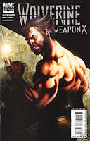 Wolverine: Weapon X 3 Variant Cover Comic Book - Marvel