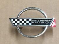 1993-1996 Corvette Nose Emblem Special Edition Replaces GM 10198699