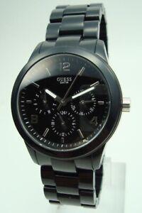 Guess Uhr Uhren Damenuhr W11603L2 Kunststoff Markenuhr Armbanuhr NEU
