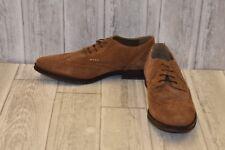 Hush Puppies Simon Ploy Oxford Shoe - Men's Size 8.5M - Brown