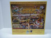 Old Fashioned Toy Shop Lori Schory 1000 Piece Jigsaw Puzzle Sunsout