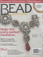Bead & Button December 2015 Holiday Classics - New in Plastic