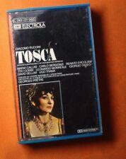 Giacomo Puccini Tosca Maria Callas, Carlo Bergonzi, Opera Paris, Georges Pretre