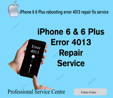 iPhone 6 6 Plus rebooting error 4013 repair fix service