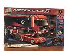 Mega Bloks Need For Speed 95760 - Custom Rig 2 in 1 Lamborghini (562 pcs)