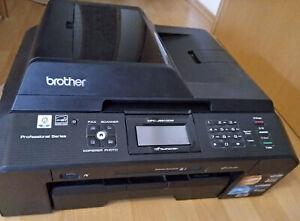 Brother MFC-J5910DW 4-in-1 Farbtintenstrahldrucker - defekt: Fehler 50/52