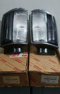 Toyota Hilux LN56 Corner Driving Lights