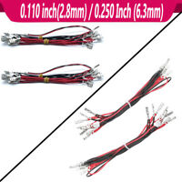 2 Pcs Arcade Cable Wire Daisy Chain for LED Light Push Buttons JAMMA MAME DIY