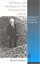 The Origins and Development of the European Union-ExLibrary