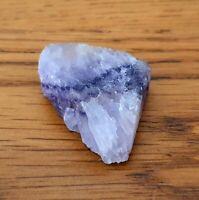 Rare Blue John Mineral - Specimen - Castleton Derbyshire - Very Beautiful Piece.