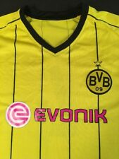 Yellow Borussia Dortmund Soccer ⚽️ #4 Jersey Size XL