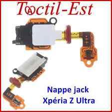 Nappe Prise Jack Audio Casque  pour SONY XPERIA Z Ultra XL39h C6806
