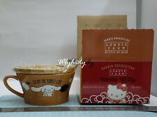Sanrio Cinnamoroll Ceramic Cup With Lid Lowrys Farm Series Hong Kong 7 11 Limit