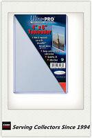 "Ultra Pro 4""x6"" Photo Card Top Loaders x 3 - NRL Photo Card"