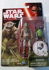 """STAR WARS THE FORCE AWAKENS 3.75"""" HASSK THUG"""