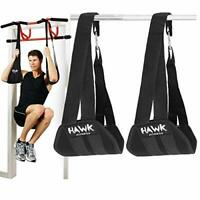 Ab Straps Hanging Abdominal Slings Chinup Exercise For Pullup, Home Gym,Workout