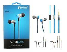 Yison Metal EX900 Super Bass In ear Headphone suitable Micromax Bolt Prime Q306