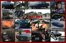 Knight Rider 1982... Custom Poster 11x17 Buy any 2 Posters Get 3rd FREE!!!