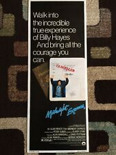 Midnight Express Original 14x36 Insert Movie Poster 1978