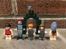 LEGO Harry Potter 4762 Rescue from the Merpeople Minifigure Set - PLEASE READ