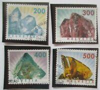 Schweiz 2 - 5 Franken 2003 gestempelt (4275)