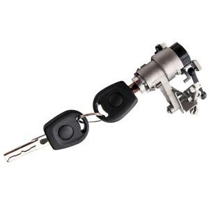 Tailgate Rear Boot Lock Barrel + 2 Keys for VW Polo 6N2 Sharan Seat Arosa 6H