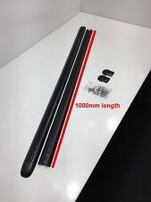 1000mm Universal ROOF TRACKS UTE CANOPY TRACKS HARD LID Roller Shutter TRACK