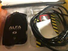 ALFA long range USB 802.11 adaptor , very good condition