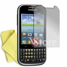 3 Films for Samsung Galaxy Chat B5330 Ch@ T Film Protector save Display